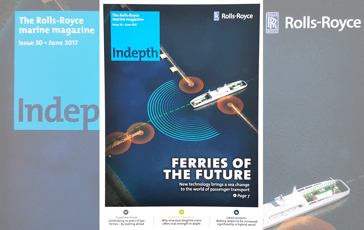 News image for The Rolls-Royce Marine Magazine