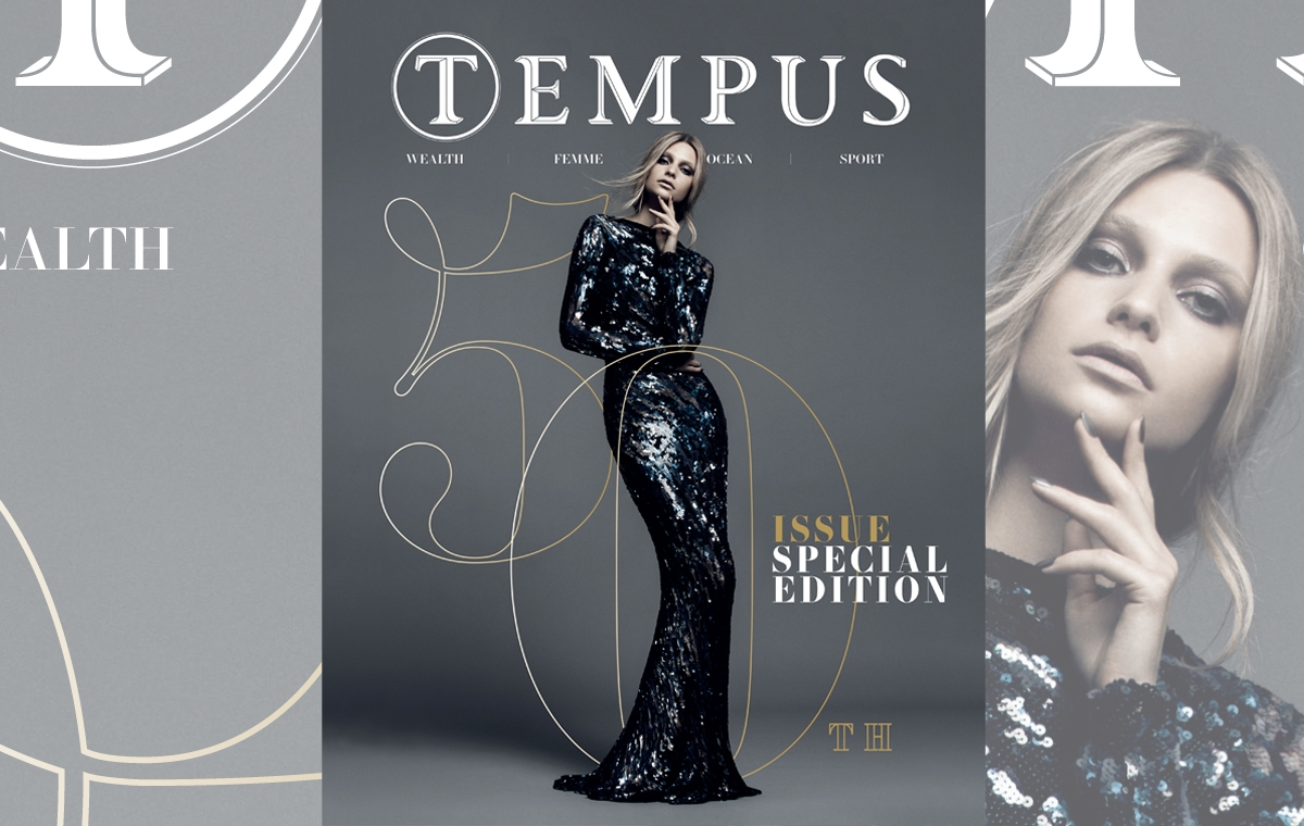 News image for TEMPUS ISSUE 50: SPECIAL EDITION