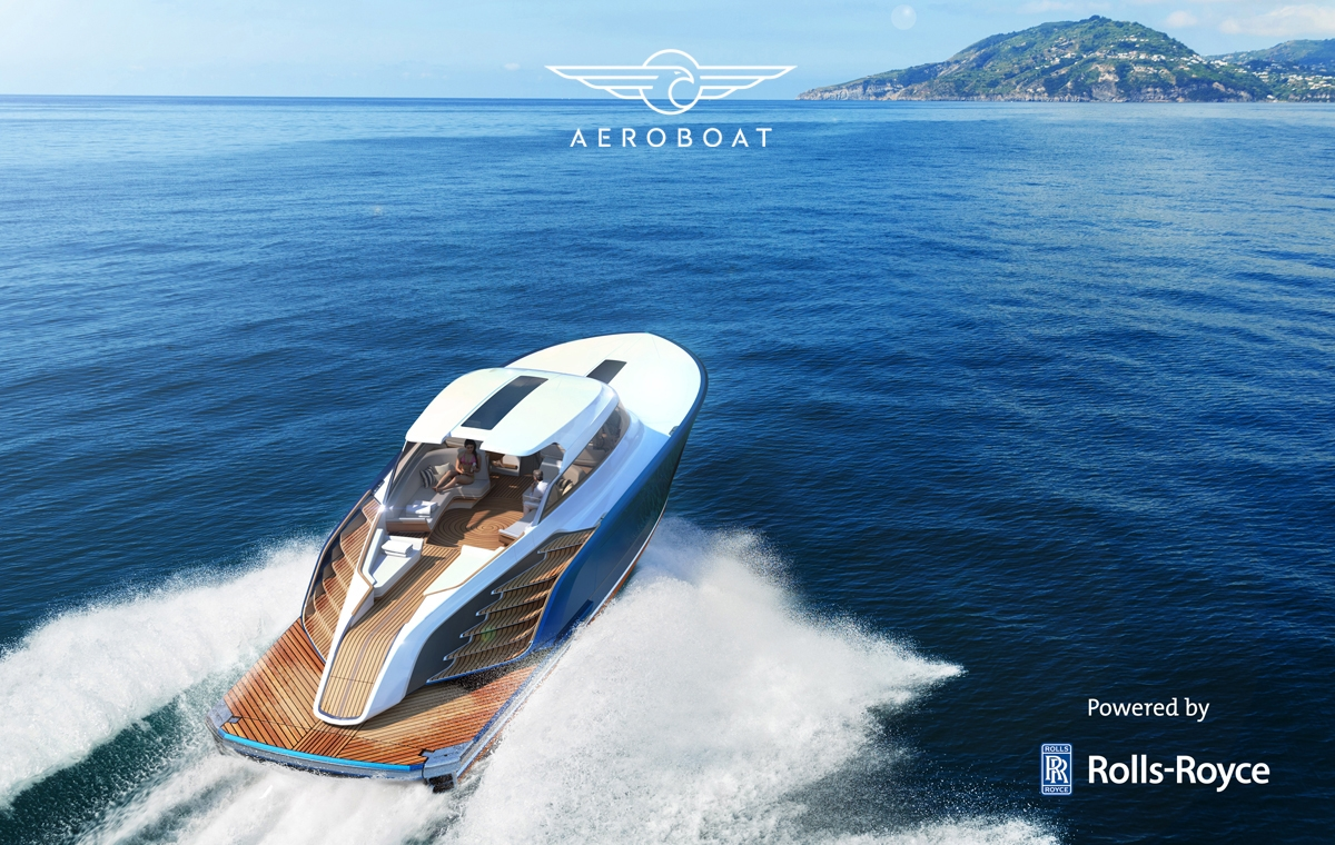 News image for Aeroboat exhibiting at Cannes Yachting Festival 2017