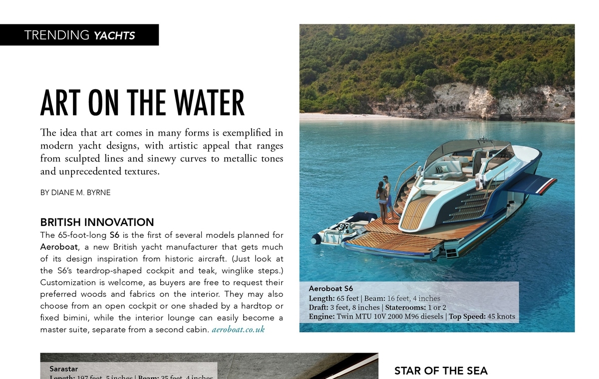 News image for Art on the water