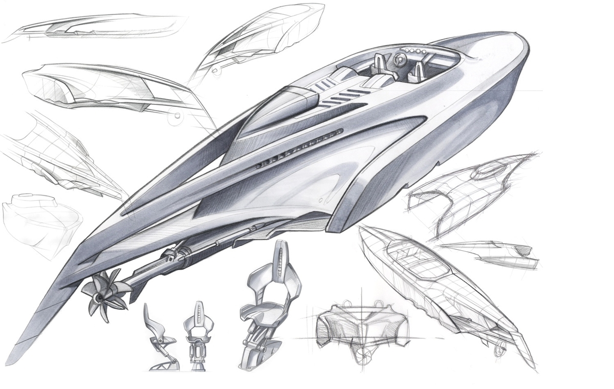 Aeroboat image for Inspiration and Development